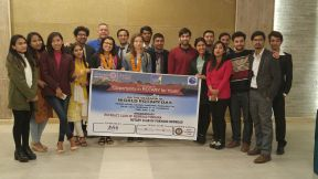 Pokhara New Road Rotaract members