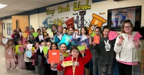 SBS 5th grade Leadership Council